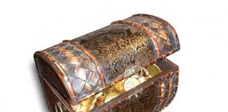 Turkey gold treasure